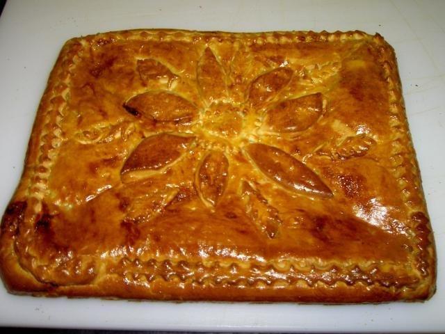 Пирог с капустой рецепт с фото пошагово в духовке из жидкого теста