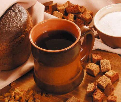 Как в домашних условиях сделать хлебный квас