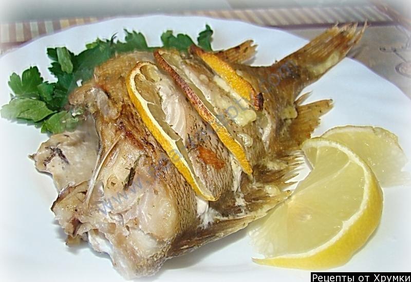 Как приготовить морского окуня рецепты с фото