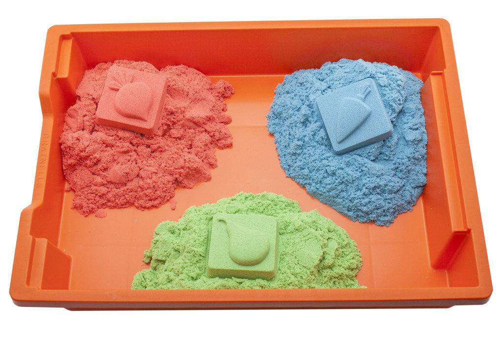Песок своими руками для детей 75