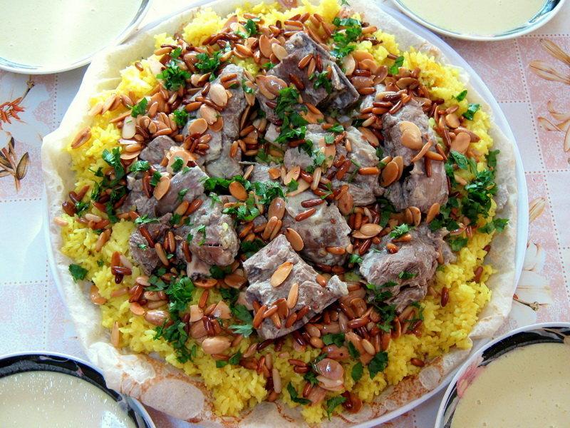 Арабские блюда рецепты с фото