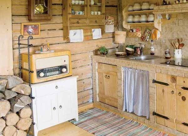 Кухня в стиле кантри фото интерьер своими руками фото 82