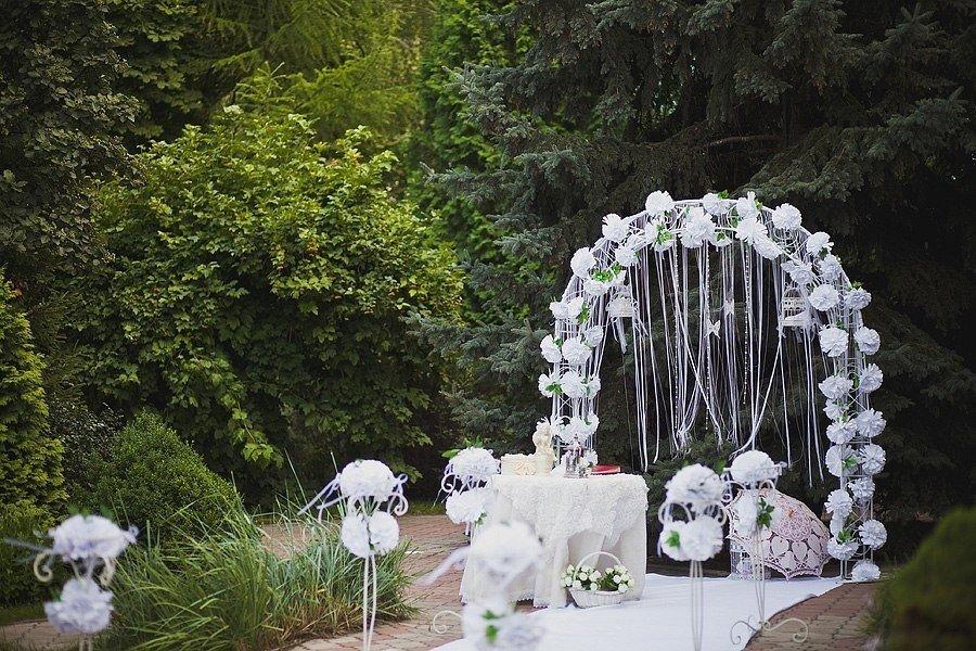 Как украсить улицу на свадьбу своими руками 84