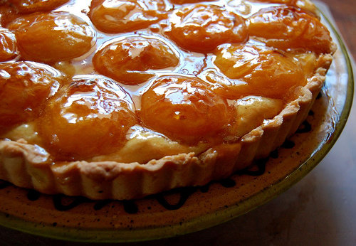Пирог открытый с вареньем рецепты с