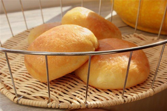 Пирожки с капустой пошаговый рецепт с сухие дрожжи