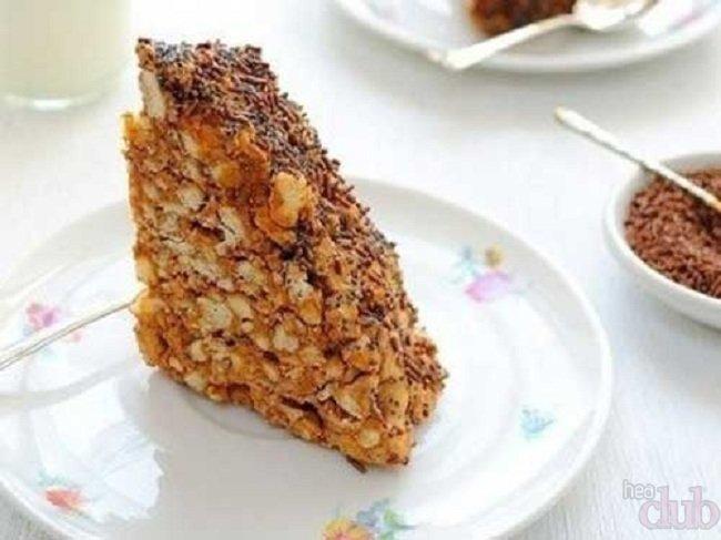 Муравейник рецепт с с медом пошагово в домашних условиях