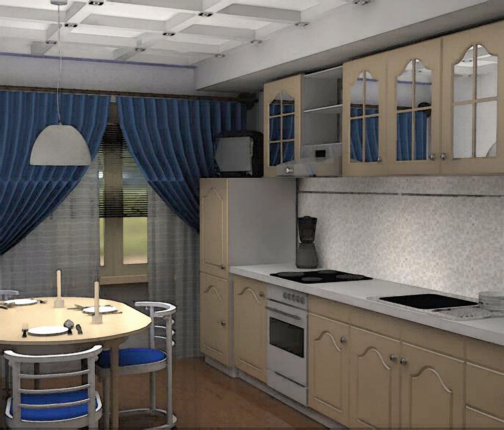 Кухня дизайн для квартир