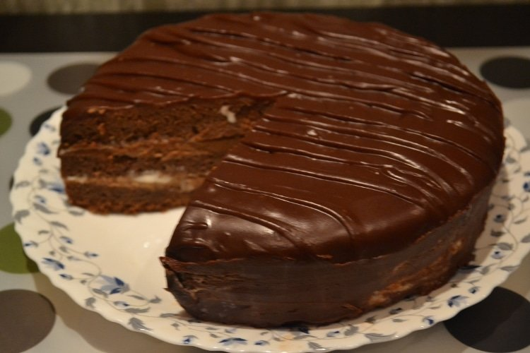 Рецепт шоколадных тортов с фото в домашних условиях простые
