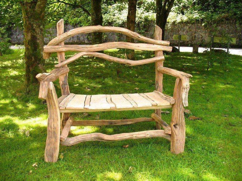 Садовую мебель своими руками фото 15