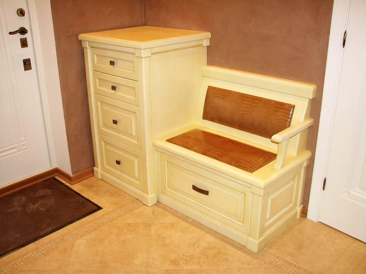 Этапы изготовления мебели из массива своими руками 79