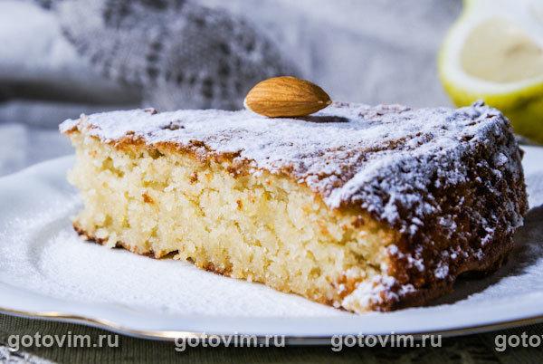 Миндальный торт в мультиварке рецепты