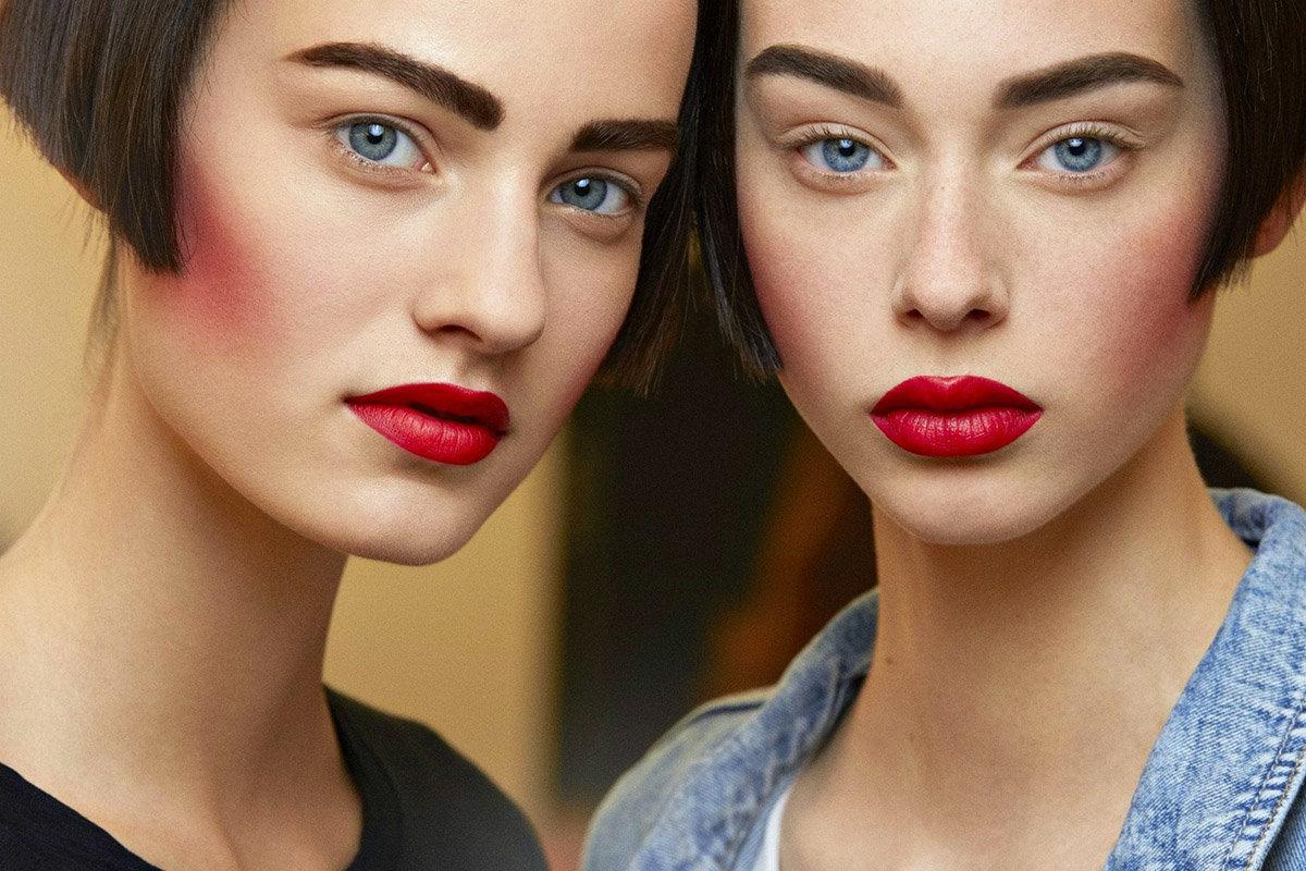 Макияж модные тенденции фото