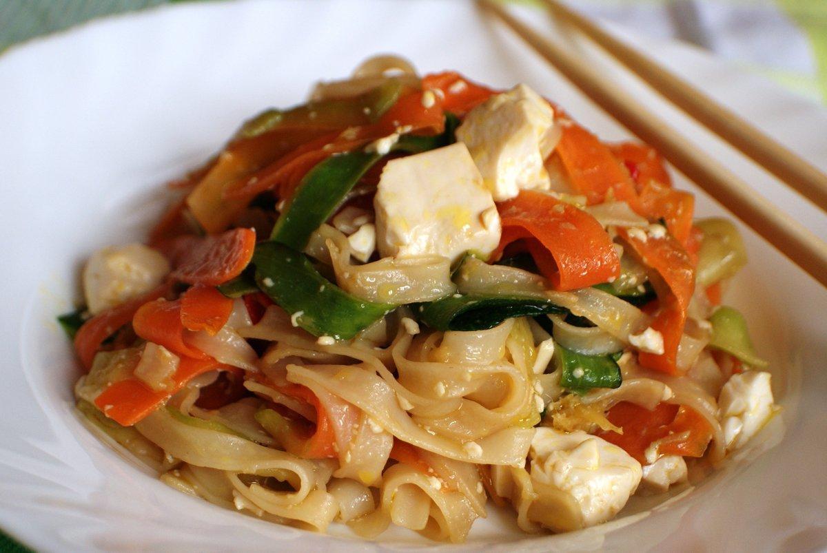 Рисовая лапша рецепты с пошаговым фото