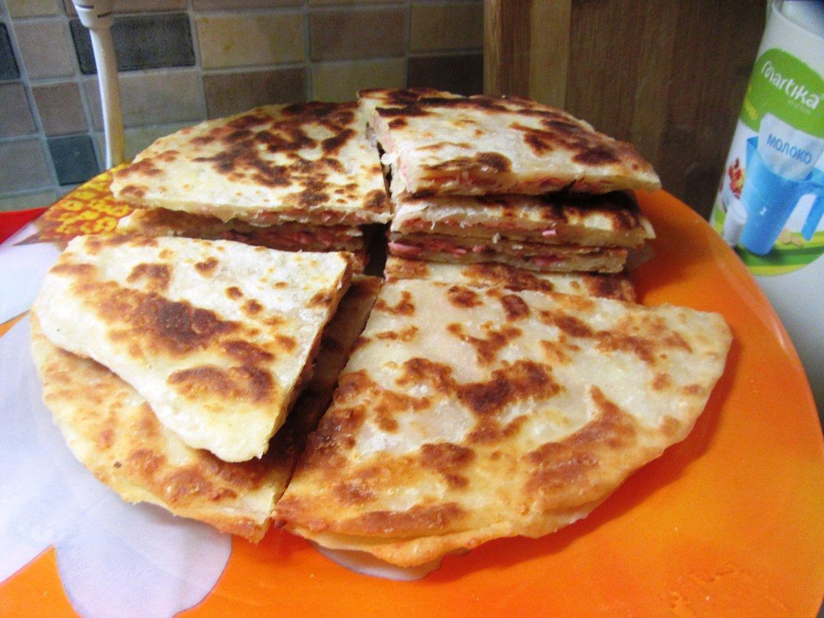 Узбекские лепешки в домашних условиях: рецепты приготовления 47