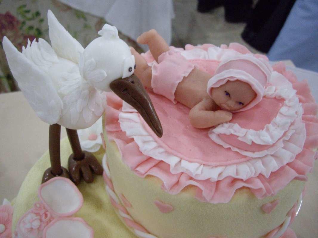 Мастика младенец своими руками