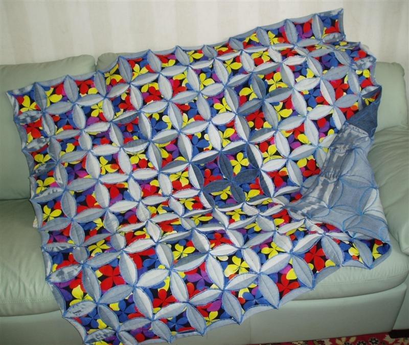 Что можно сделать из старого одеяла своими руками 7