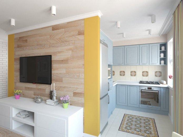 Ремонт квартиры своими руками фото двухкомнатных хрущевок