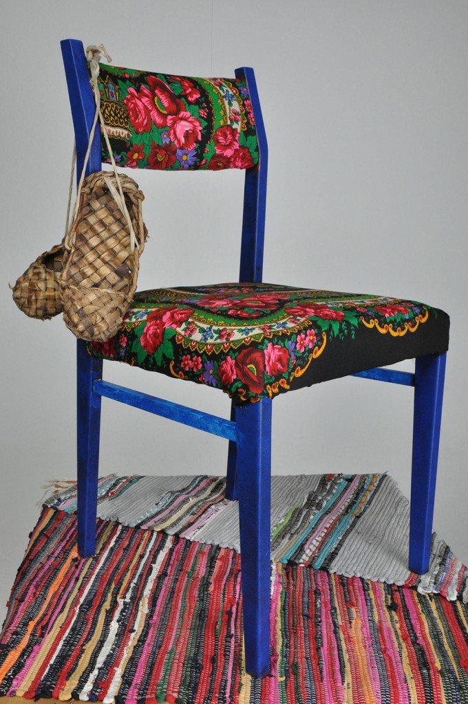 Обновить на стул своими руками