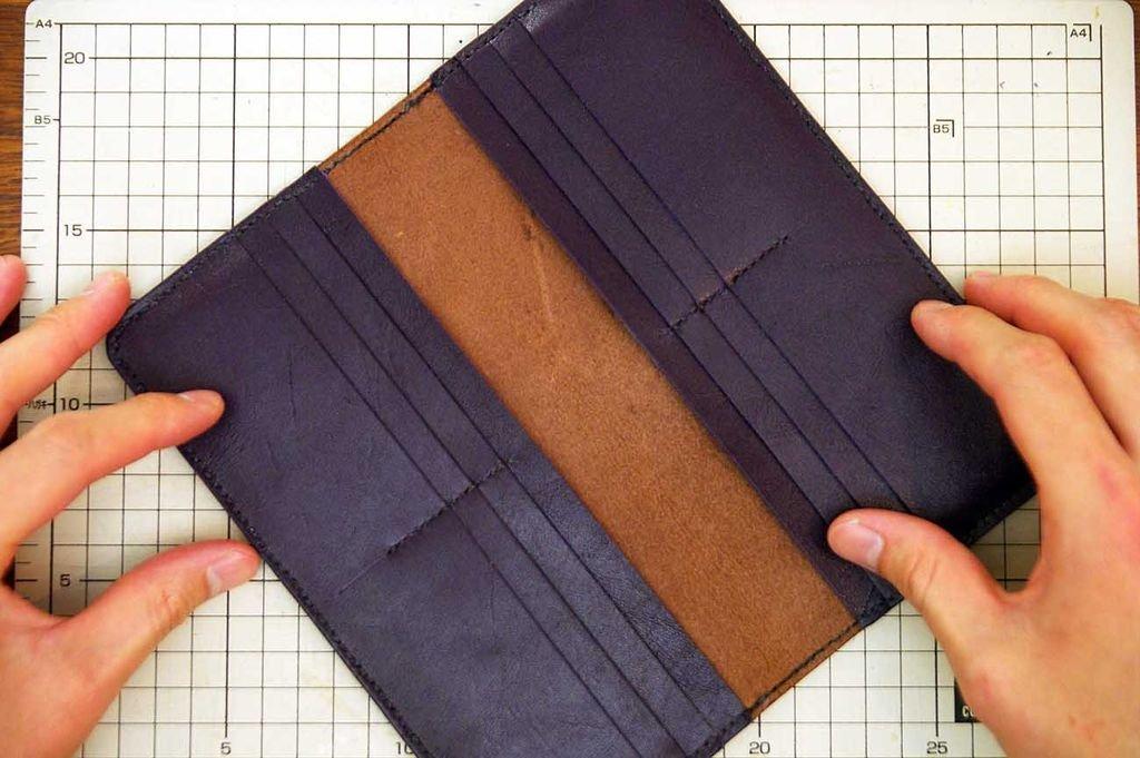 Сшить портмоне своими руками мастер класс разные модели