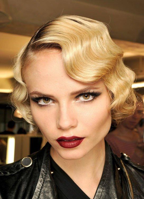 Стиль 20-х годов в макияже