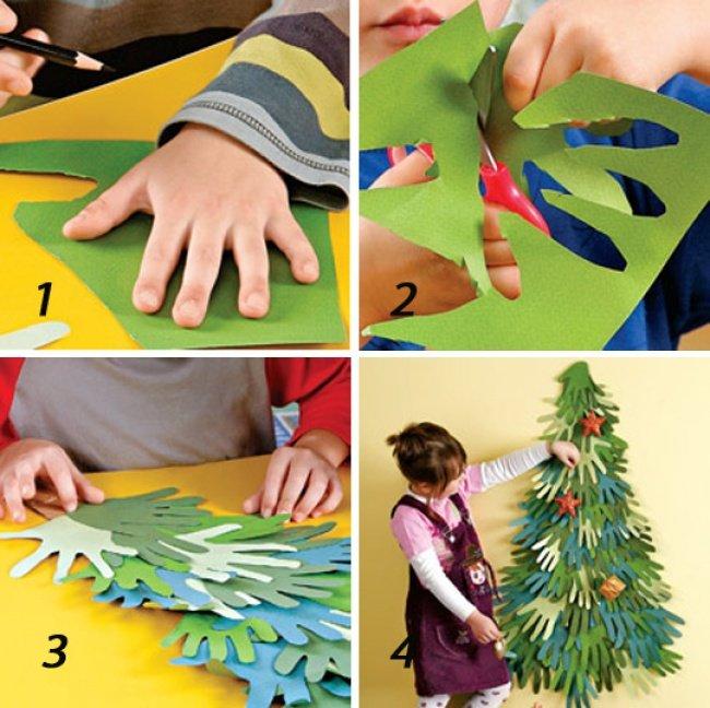 Поделки сделанные своими руками с детьми