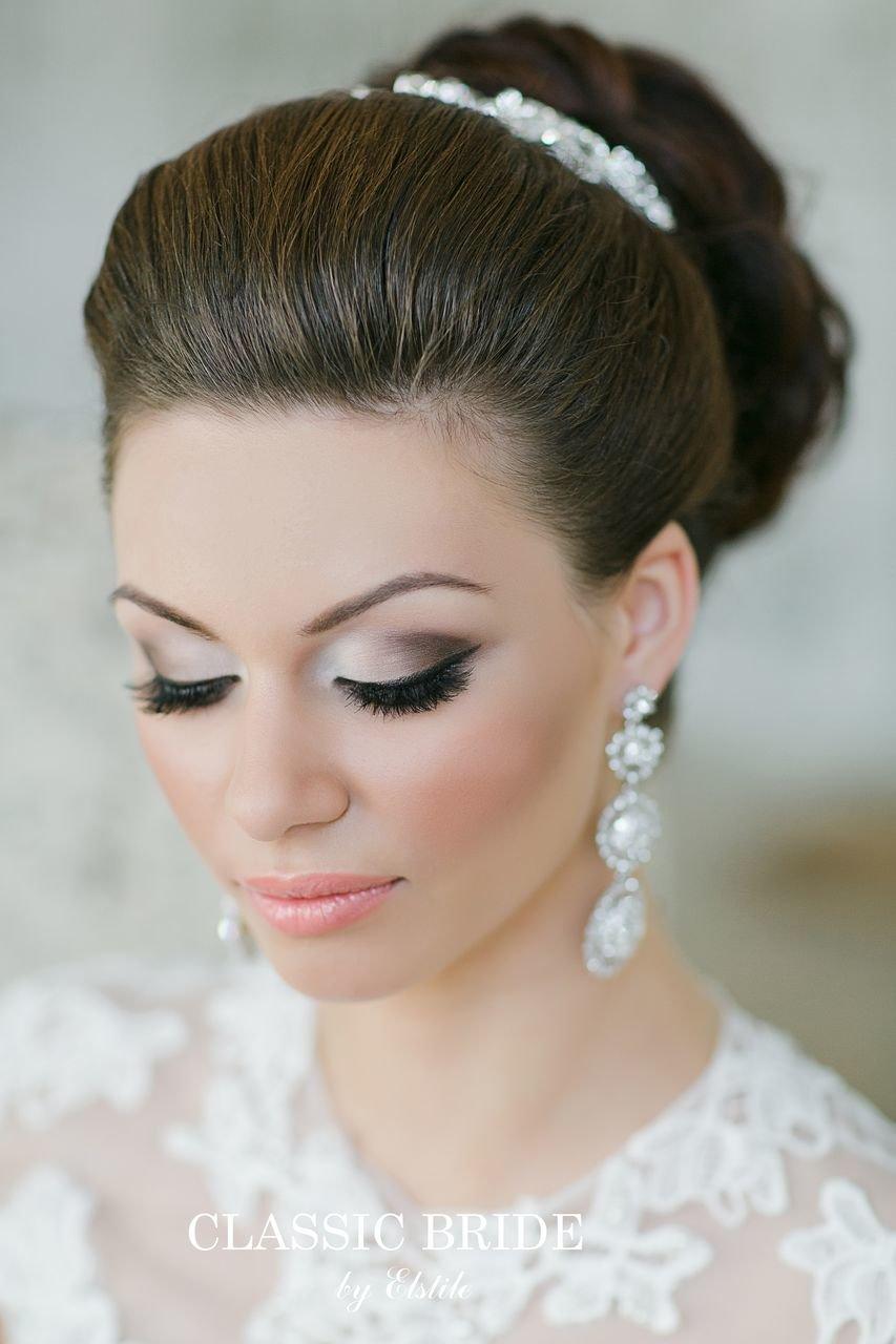Макияж на свадьбу цена фото
