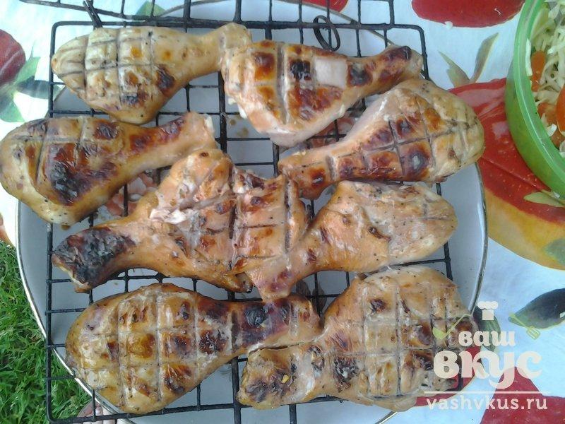 Блюда на мангале пошагово с