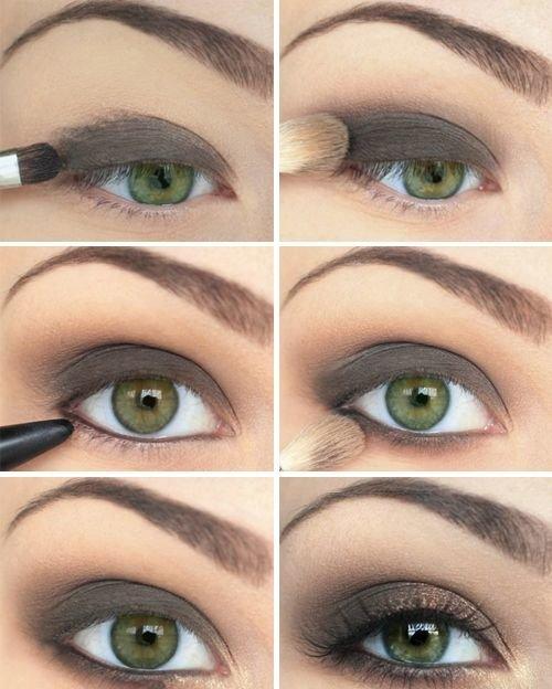 Как сделать макияж для зеленых