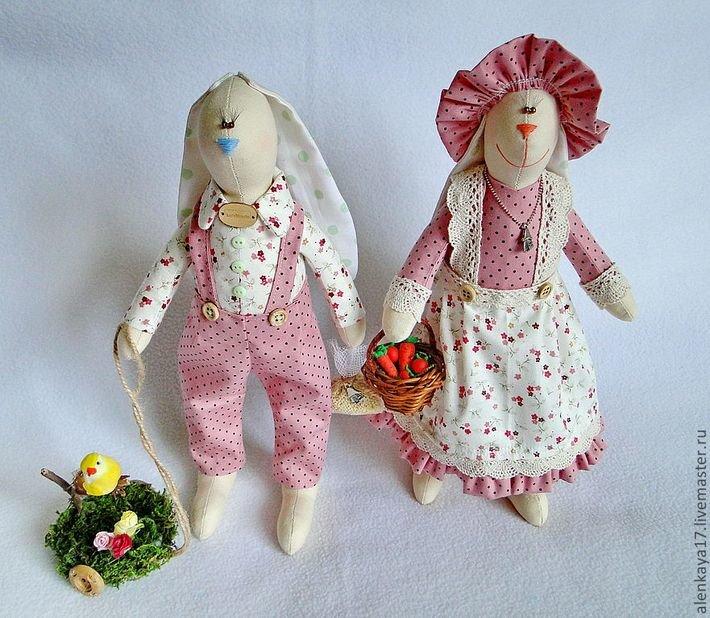 Куклы зайка тильда своими руками