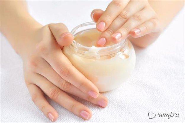 Маски кожи рук домашних условиях