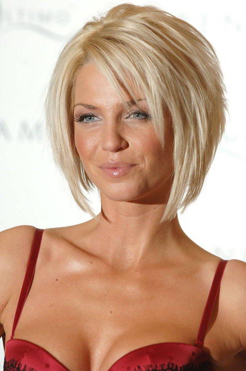Причёска боб на короткие волосы для женщин