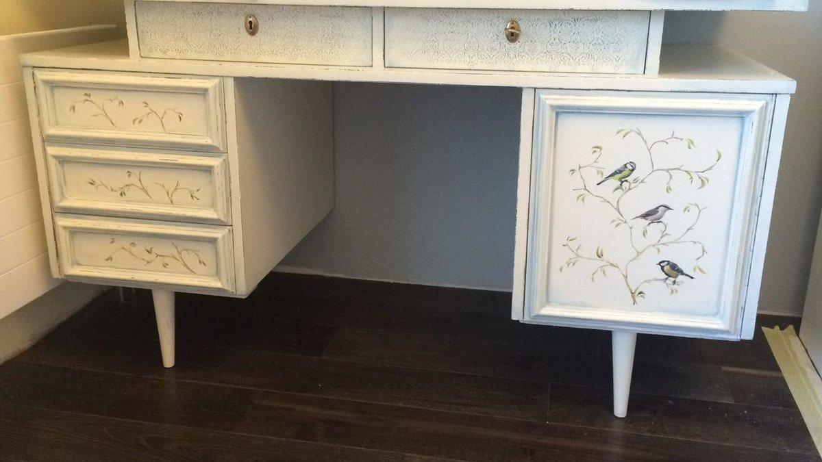 Реставрация мебели своими руками для дома