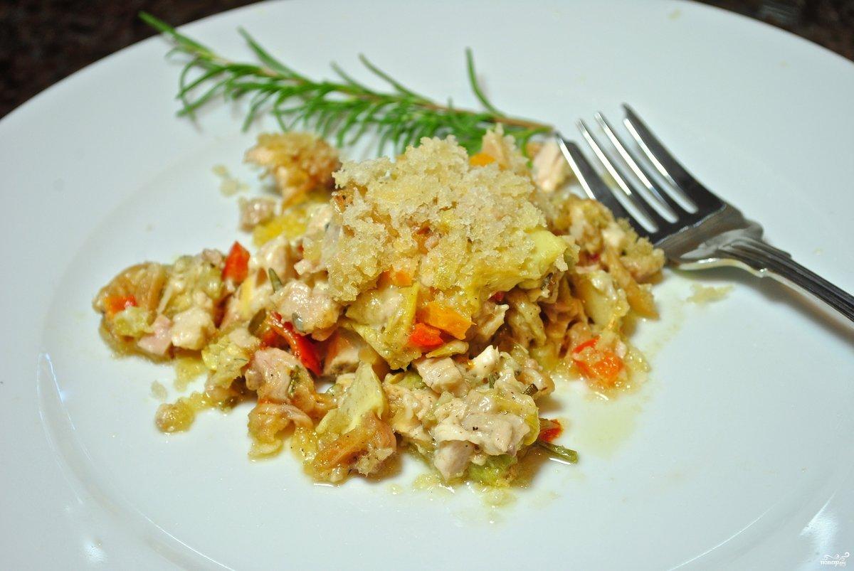 Итальянские салаты фото рецепт пошаговый