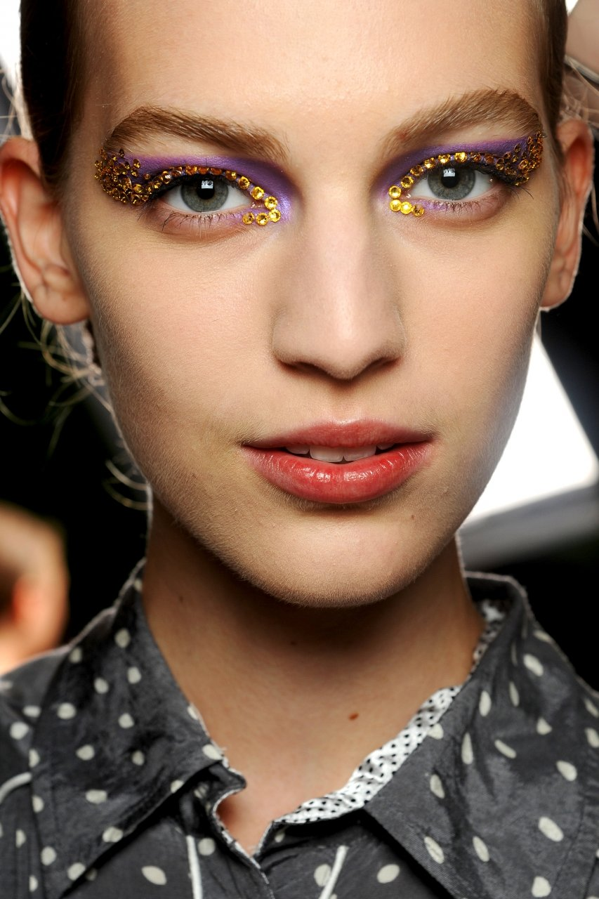 Makeup Tips and Ideas - Latest Make Up Looks and Products InStyle 13