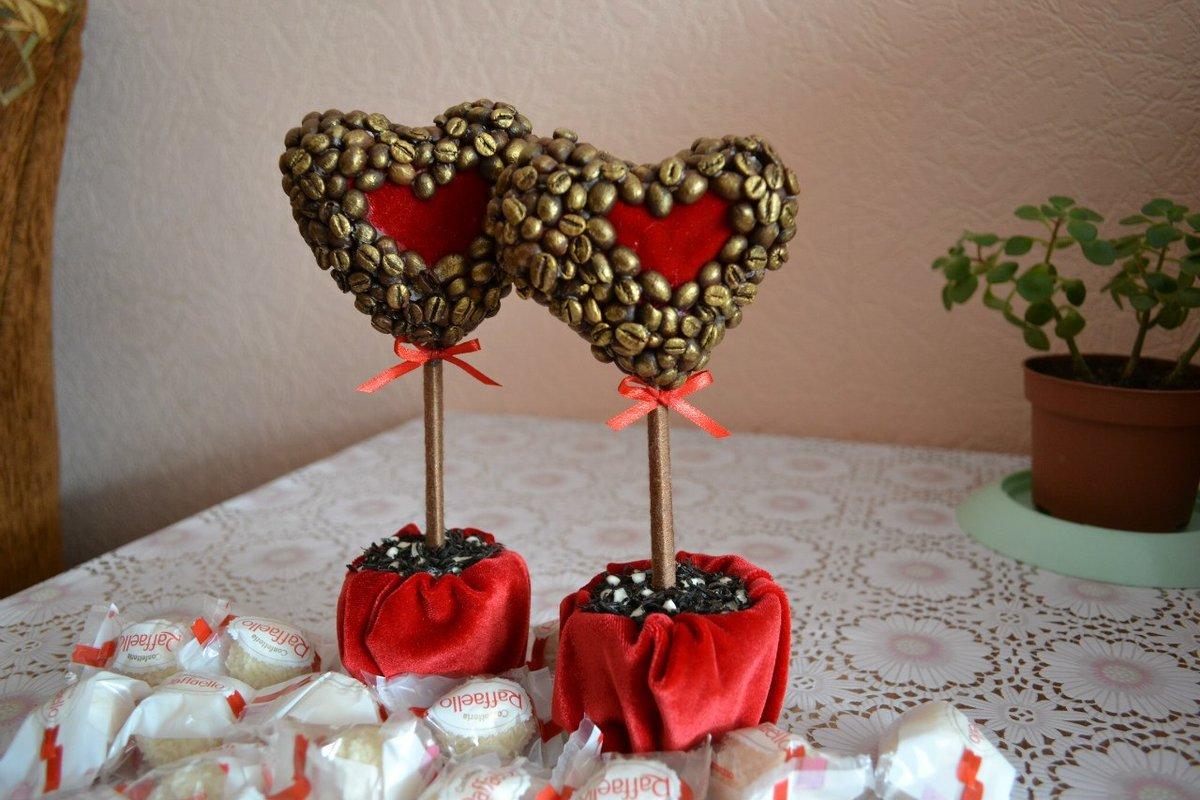 Подарки для дня влюбленных своими руками 54