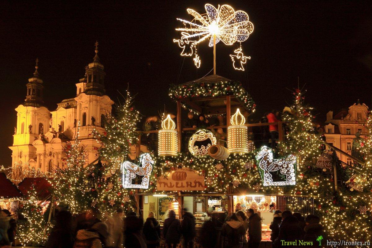 Тур новый год и рождество в праге