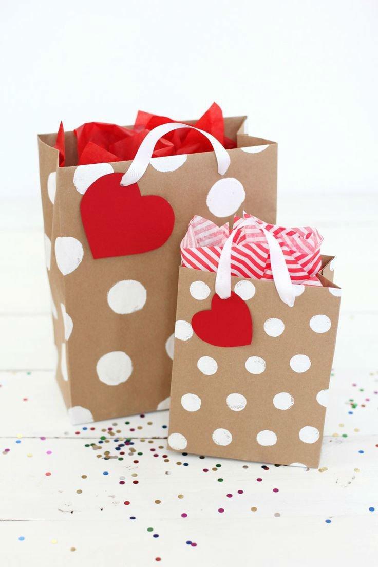 Подарки на 13 февраля своими руками