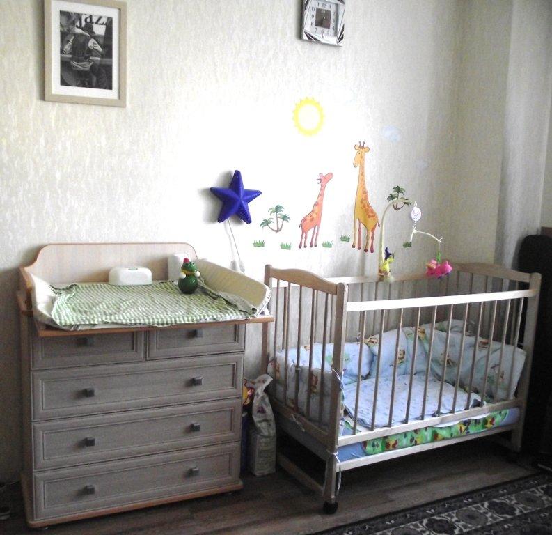 Детская в однокомнатной квартире своими руками фото 5