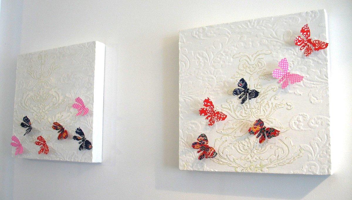 Декоративное панно на стене своими руками 75 фото в интерьере