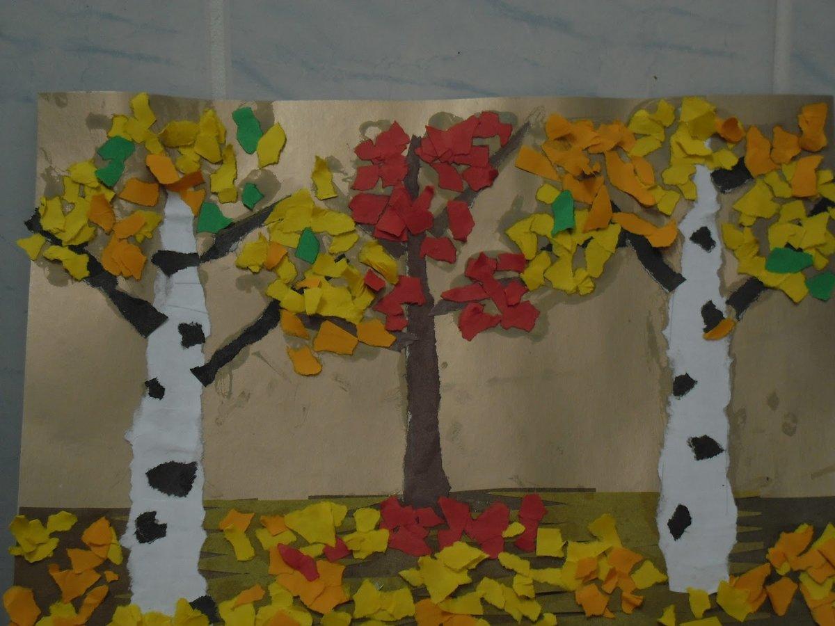 Осенний натюрморт поделка детей