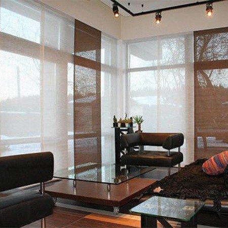 Дизайн окна в современном стиле