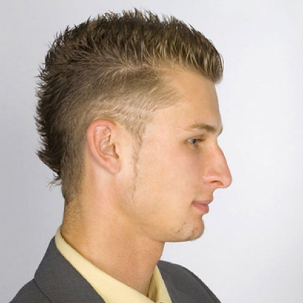 Прическа молодежная фото для мужчин