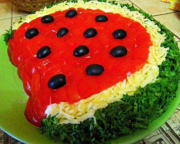 Слоеный пирог с картошкой и грибами рецепт