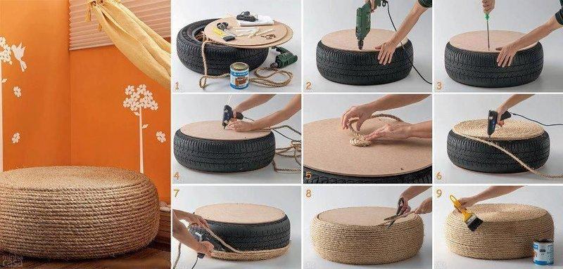 Декоративные штучки своими руками для дома