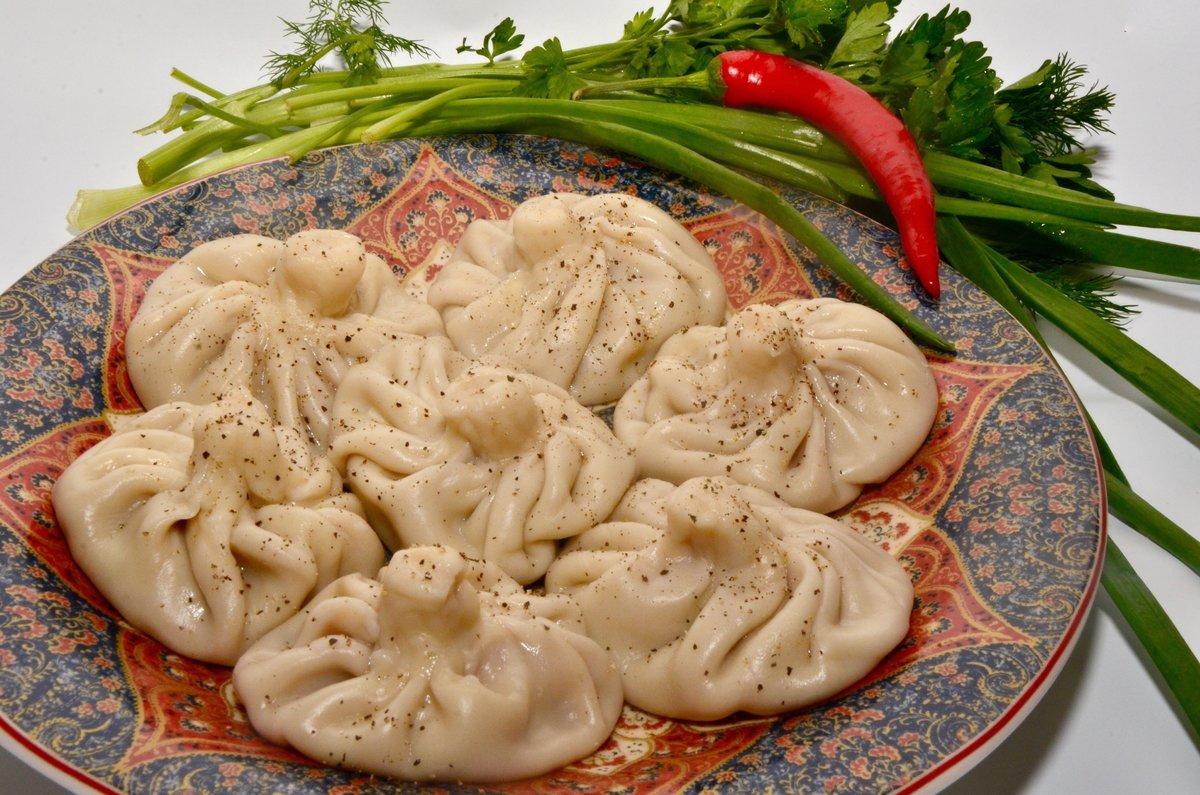 Рецепт хинкали по грузински с мясом пошаговый рецепт