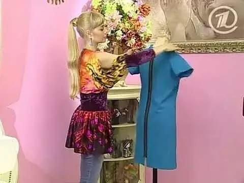 Как сшить платье своими руками ольга никишичева