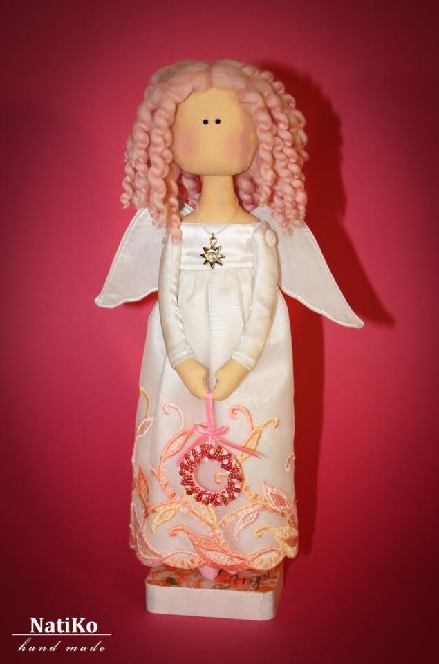 Как сделать куклу своими руками ангела