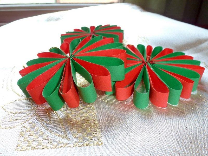Новогодняя игрушка своими руками видео