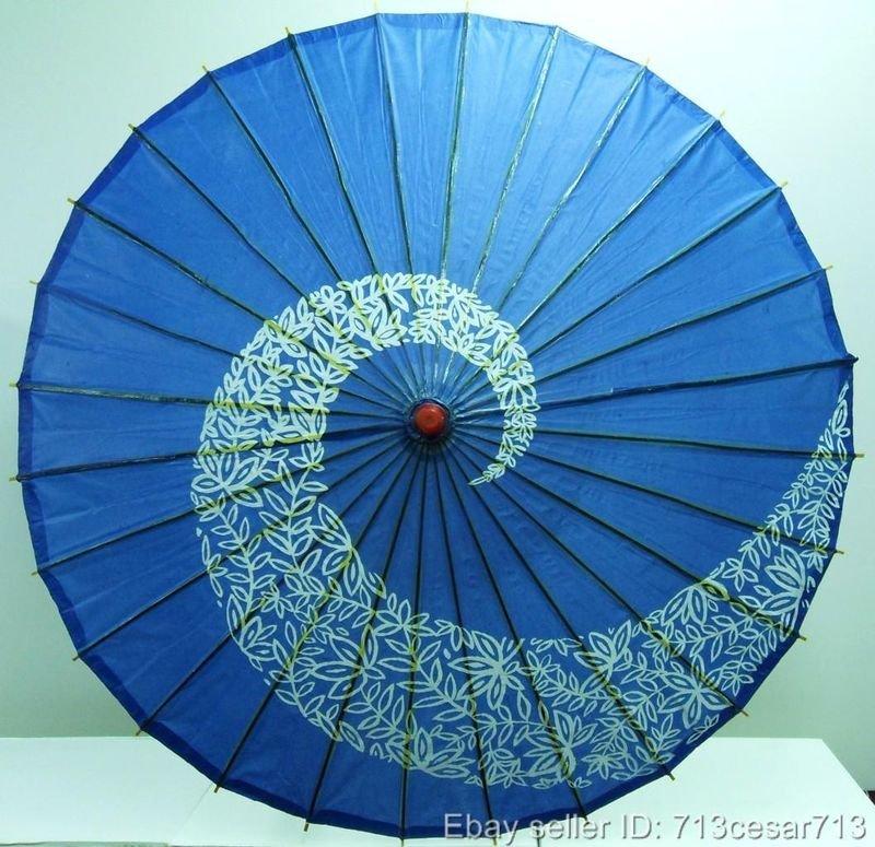 Как сделать японский зонтик своими руками в настоящих размерах