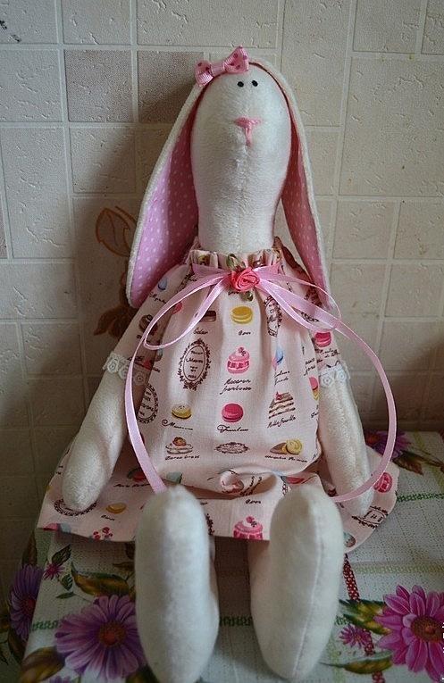 Кролики куклы своими руками 48
